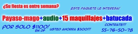 Payasos Espectaculares 55765078